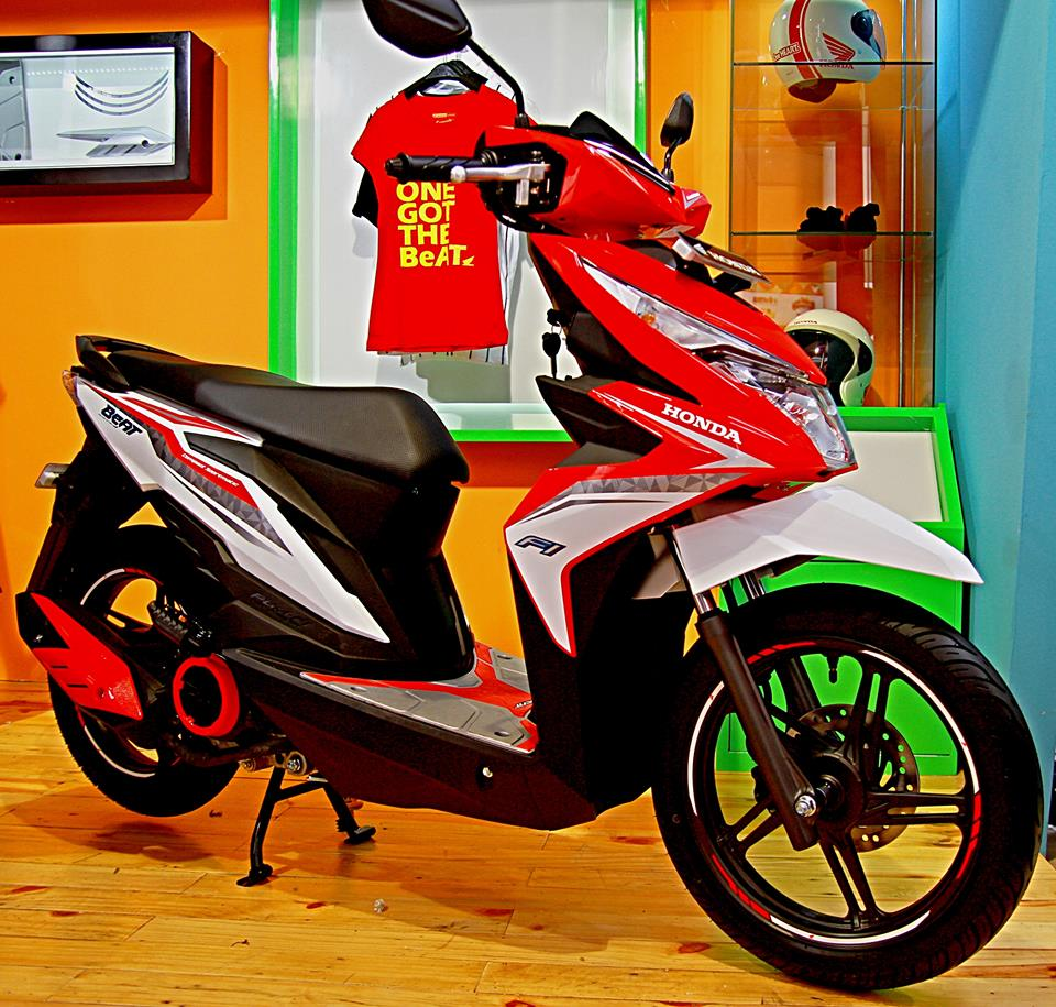 Aksesoris Modifikasi Motor Honda Beat Terkeren Motor Cross