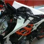 Tampang KTM Duke 390 Facelift 2017