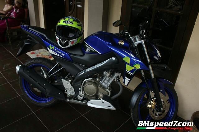 Sejarah Yamaha Vixion