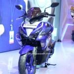 Yamaha Aerox 155 Resmi Rilis Di IMOS 2016, Ini Dia Spesifikasi, Fitur dan Pilihan Warna, Makin Gambot Sob!