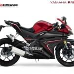 Yamaha New R15 Facelift 2017 Berkode BK6 Lahir Duluan Dibanding New Vixion Facelift 2017 BK8?