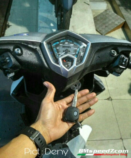 Remote All New Yamaha Mio Soul GT125 SSS AKS 2017