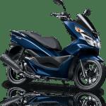 Nih Warna Terbaru Honda PCX 150 2017, Harga Rp 40.050 Juta! Sikattt!!!