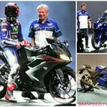 Soft Launching All New Yamaha YZF-R15 My 2017 With Rossi & Vinales