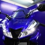 Lampu Depan All New Yamaha R15 Kini Nyala Bersamaan, Lebih Terang Dan Fokus!