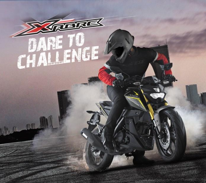 Harga Yamaha Xabre 2018