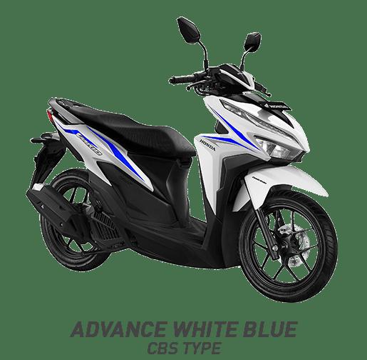 Honda Vario 125 2019 Putih