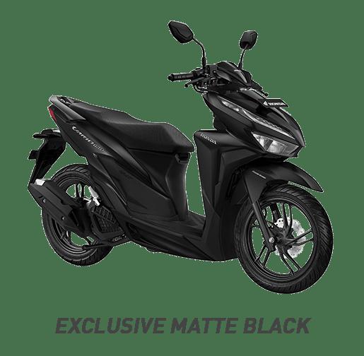 Warna Honda Vario 150 2019 Hitam