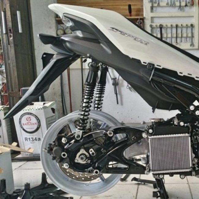 rem-cakram-belakang-yamaha-aerox-155