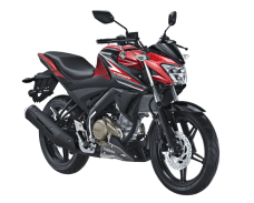 All New Yamaha Vixion 2017 warna Red Black