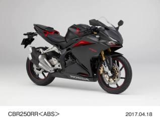 All New Honda CBR250RR Jepan Version Matte Gun Powder Black Metallic