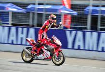Gerry Salim Honda CBR250RR