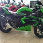Pilihan Warna Baru Kawasaki Ninja 250 SL 2017, Makin Elegant Dan Menawan, Harga Rp 45,3 Juta!