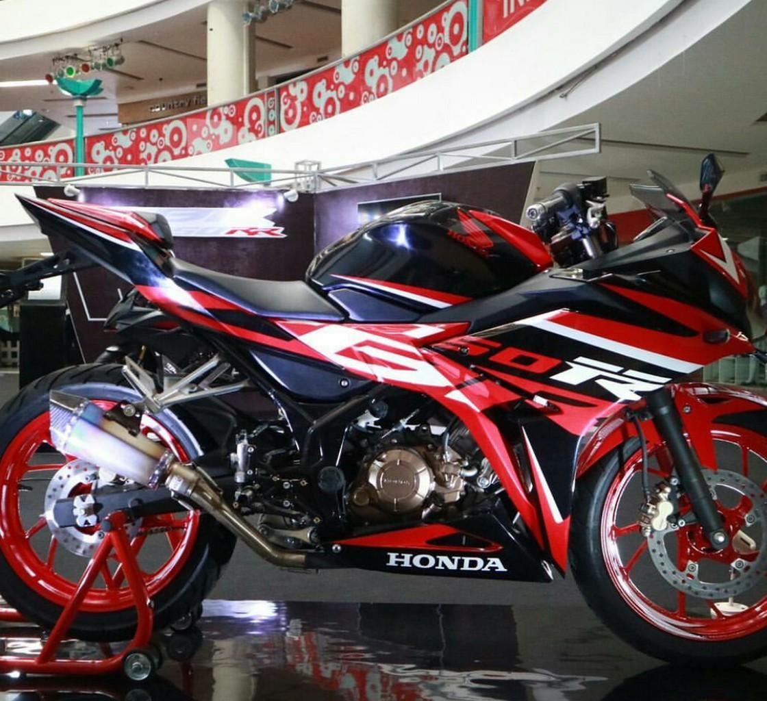 Modifikasi Honda CBR150R