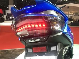 Lampu belakang LED Suzuki Swish