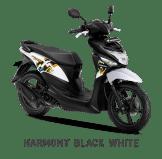 Warna Baru Honda BeAT Pop 2018 Hitam-Putih