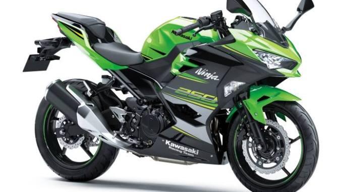 Kawasaki Ninja 250 Fi 2018 Resmi Dirilis, Ini Dia Daftar Harganya.