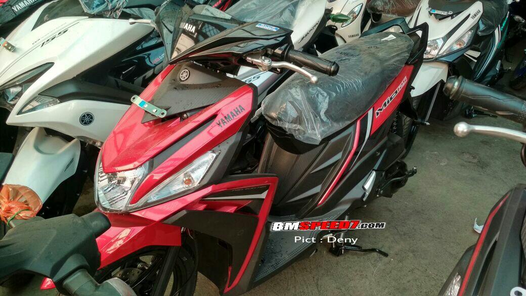 Warna-Baru-Yamaha-Mio-M3-125-2018-Merah