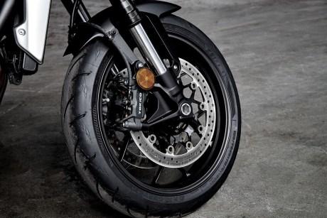 2018 CB1000R Wheel