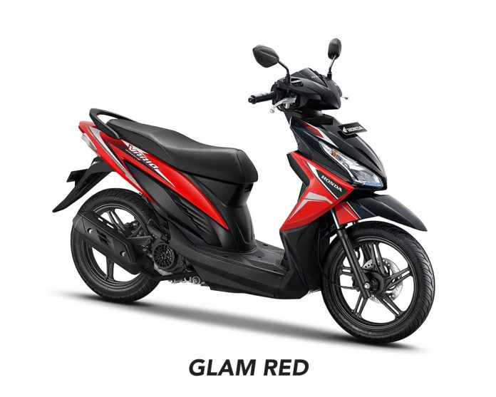 Honda Vario 110 2019 Merah