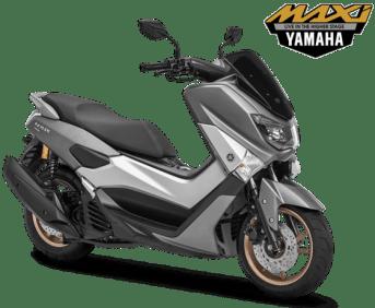 Yamaha NMAX Matte Grey