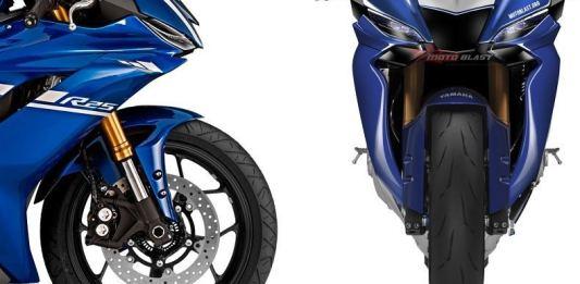Render Yamaha R25