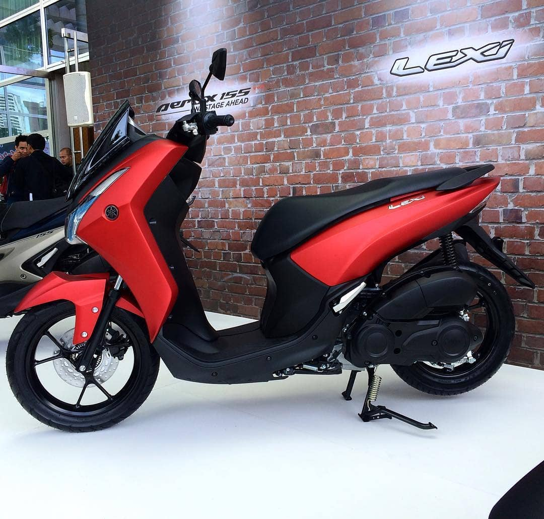 6 Warna Baru Yamaha Lexi 2018 Terbaru Tipe Standar Dan S Harga