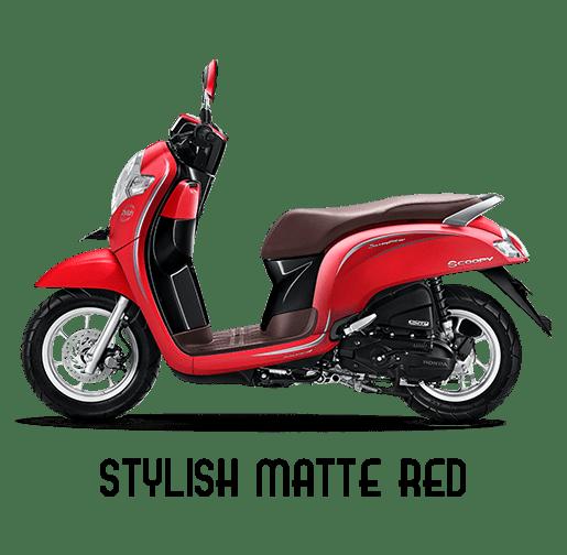 Harga Honda Scoopy 2019 Tipe Cbs Iss Ada 7 Pilihan Warna Baru