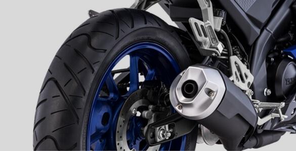Cakram belakang Yamaha R15 V3