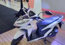 All New Honda Vario 150 2018