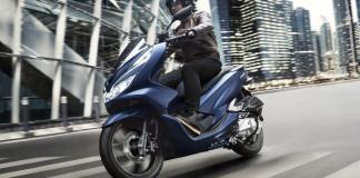 Harga Motor PCX Matte Blue
