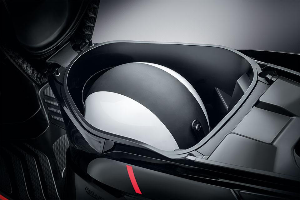 Bagasi Honda Vario 2018