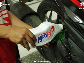 AHM Oil MPX 2