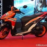 Ekspor Motor Honda 2019