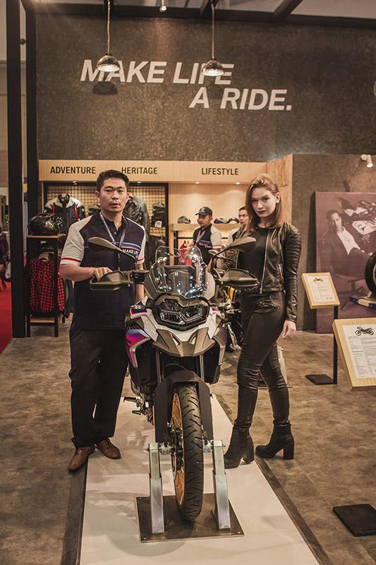 Joe Frans BMW Motorrad
