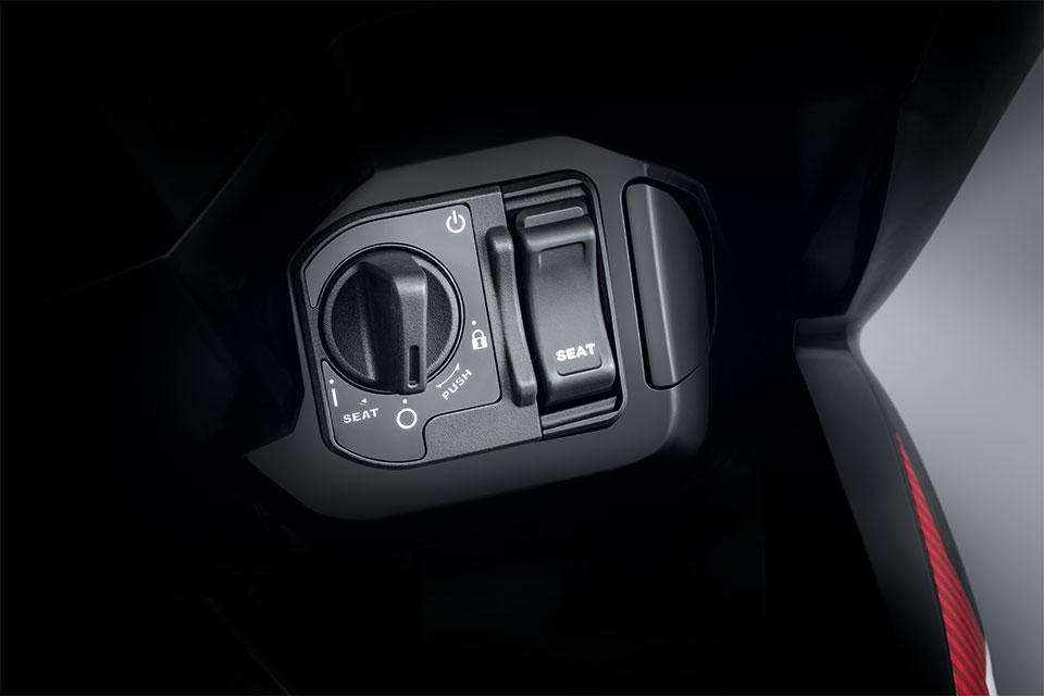Keyless Honda Vario 2018