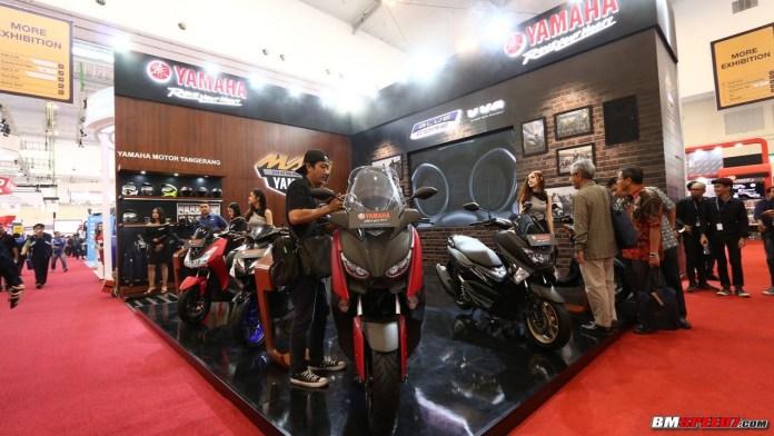 Yamaha GIIAS