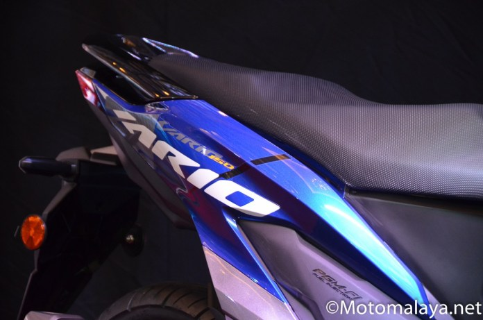 Striping Honda Vario 150