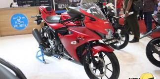 GSX-R150 Matte Red