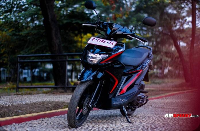 Harga Suzuki Nex II 2019