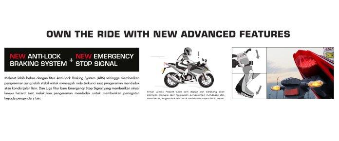 ESS Honda CBR150R K45N