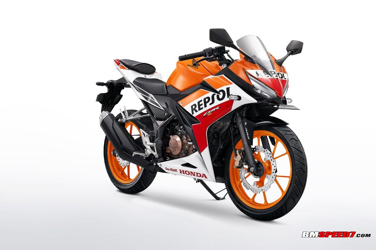 Honda CBR150R ABS Repsol