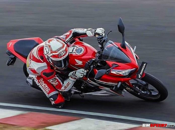 Honda CBR150R 2019 Racing Red
