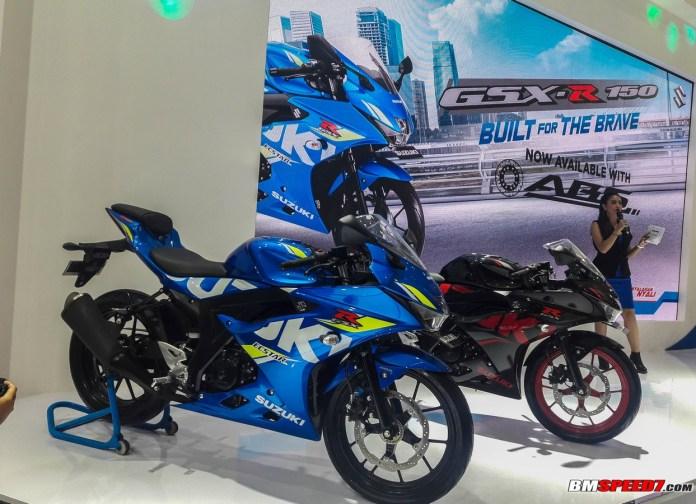 Suzuki GSX-R150 Keyless 2019