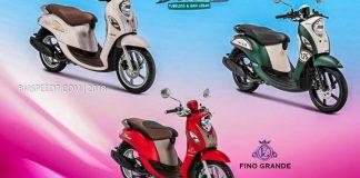 Harga Yamaha Fino 2019
