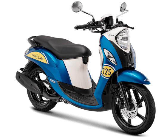 Fino 2019 Sporty Blue
