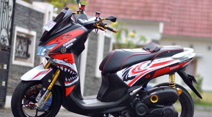 Yamaha LEXI Modif