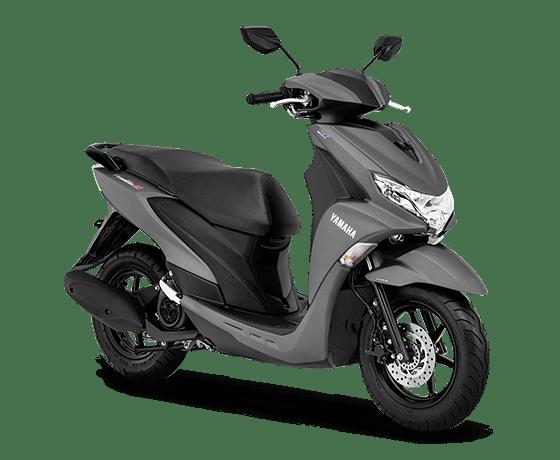 Yamaha FreeGo Grey