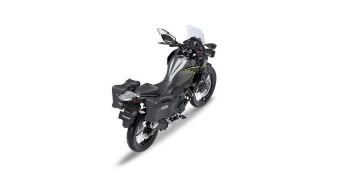 2019 Kawasaki Versys-X 250 Tourer Feature