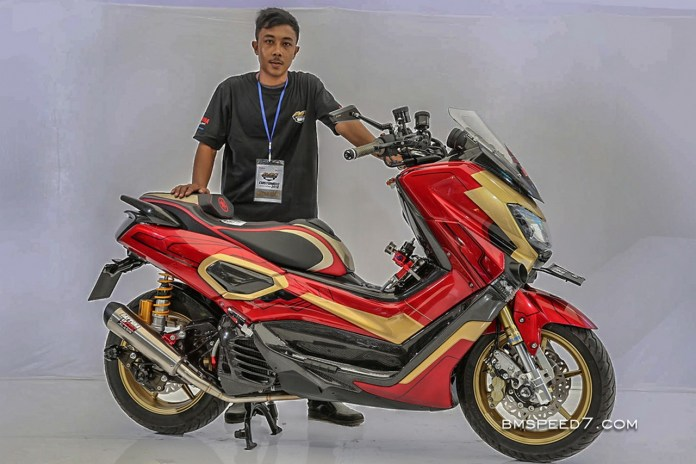 Modifikasi Yamaha Nmax